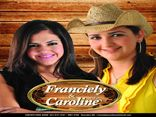 Franciely e Caroline