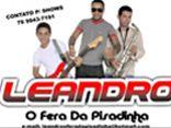 Leandro O fera da pisadinha