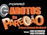 garotos do paredao