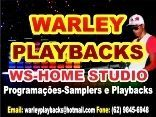 Warley Samplers e Playbacks