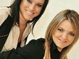 Patrícia e Adriana