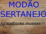MODÃO SERTANEJO