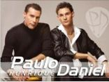 Paulo Henrique e Daniel