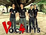 Quarteto Vocallys
