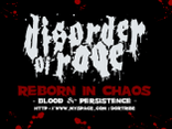Disorder Of Rage (D.O.R.)