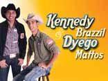 Kennedy Brazzil e Dyego Mattos