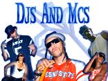 Djs And Mcs
