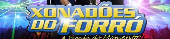 xonadoes do forro