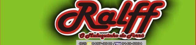 Ralff o Maluquinho do Forró sucesso total lançamentos!