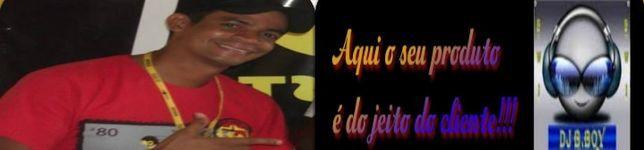 DJ B.BOY GRAVAÇÕES - BREGA ANTIGO