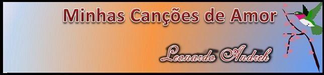Leonardo André - CANÇÕES DE AMOR