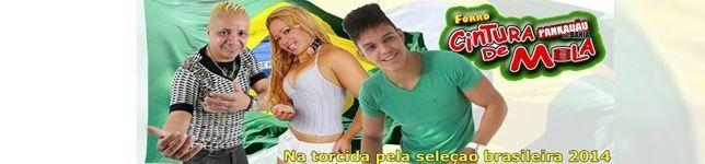 FORRÓ CINTURA DE MOLA