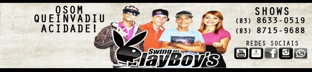 Swing dos playboys