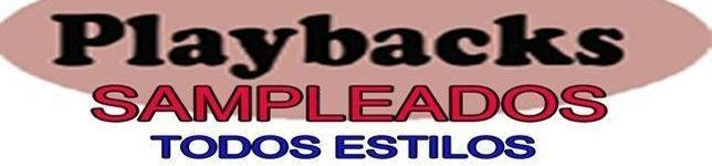 PLAYBACKS SAMPLEADOS
