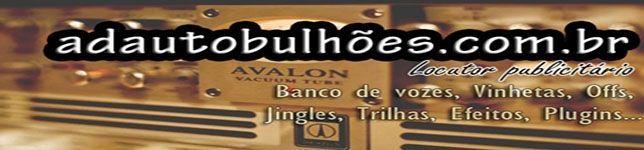 BANCO DE VOZES | VINHETAS | ADAUTO BULHÕES