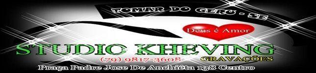 AHNDERSON KARVALHO & STUDIO KHEVING GRAVAÇÕES