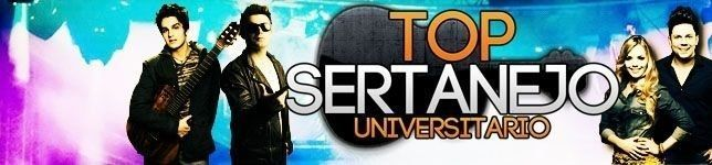 TOP SERTANEJO UNIVERSITARIO